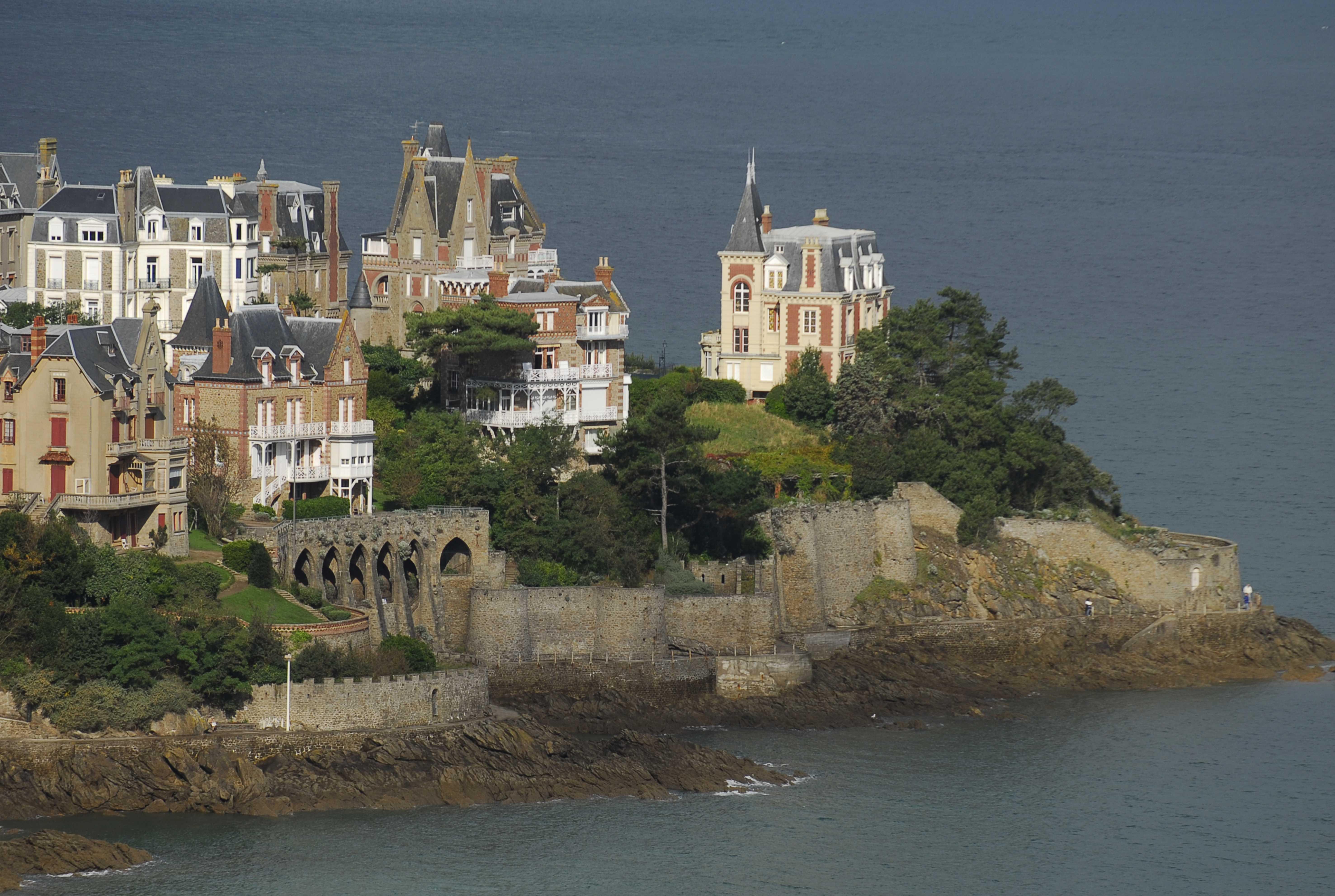 Les villas de dinard - Dinard office du tourisme ...