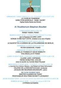 Programme court FMU