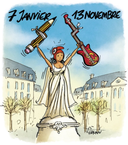 © CHAUNU (France). Courtesy de l'artiste & Cartooning for Peace