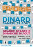 Braderie Aout 2018